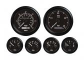 Engine Instrument Set / black