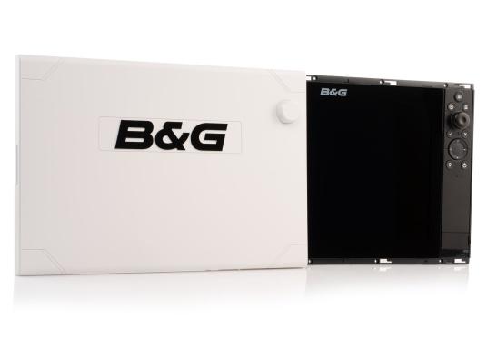 Le Zeus³ 12 de B & G est un traceur facile à utiliser, Destiné à la Navigation au large et à la régate. L'écran taktile 12 Pouces est au Service d'une électronique puissante avec de nombreuses Funktionen spécialement conçues pour la Navigation à la voile. (Image 6 de 8)
