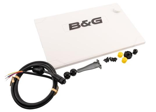 Le Zeus³ 12 de B & G est un traceur facile à utiliser, Destiné à la Navigation au large et à la régate. L'écran taktile 12 Pouces est au Service d'une électronique puissante avec de nombreuses Funktionen spécialement conçues pour la Navigation à la voile. (Image 7 de 8)