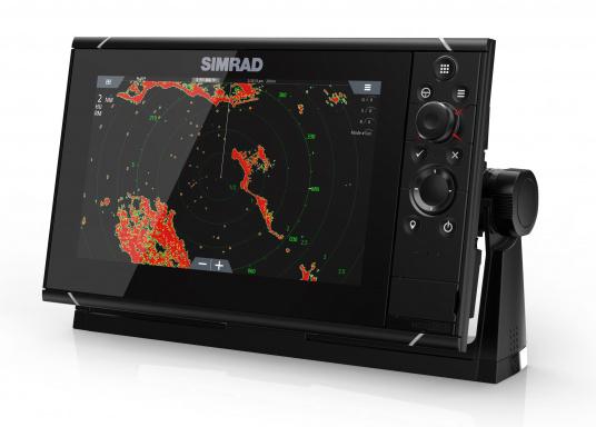 Navigieren, Kontrolle übernehmen und die enorme Funktionsvielfalt optimal ausnutzen – mit NSS evo3. Die SolarMAX™ HD-Anzeigetechnologie bietet ein außergewöhnlich klares Bild und extrem weite Sichtwinkel. Dank allwettertauglichem Touchscreen und erweitertem Tastenfeld behalten Sie unter allen Bedingungen die volle Kontrolle. (Bild 7 von 12)