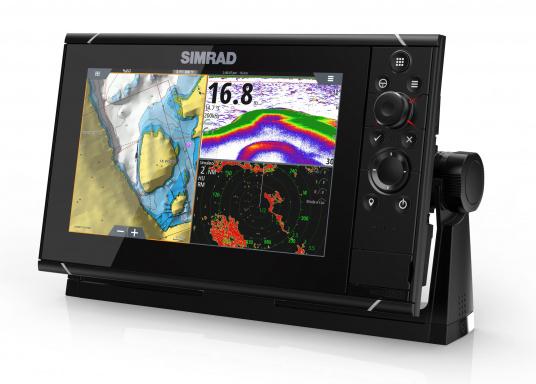 Navigieren, Kontrolle übernehmen und die enorme Funktionsvielfalt optimal ausnutzen – mit NSS evo3. Die SolarMAX™ HD-Anzeigetechnologie bietet ein außergewöhnlich klares Bild und extrem weite Sichtwinkel. Dank allwettertauglichem Touchscreen und erweitertem Tastenfeld behalten Sie unter allen Bedingungen die volle Kontrolle.