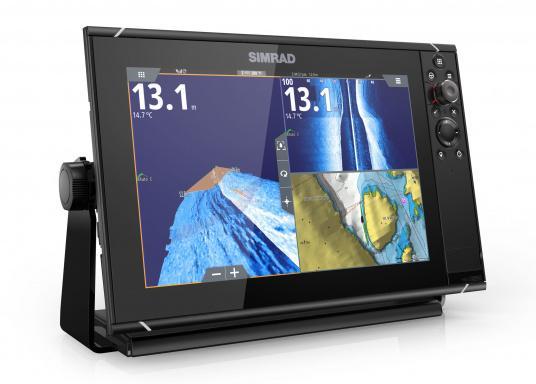 Navigieren, Kontrolle übernehmen und die enorme Funktionsvielfalt optimal ausnutzen – mit NSS evo3. Die SolarMAX™ HD-Anzeigetechnologie bietet ein außergewöhnlich klares Bild und extrem weite Sichtwinkel. Dank allwettertauglichem Touchscreen und erweitertem Tastenfeld behalten Sie unter allen Bedingungen die volle Kontrolle. (Bild 3 von 13)