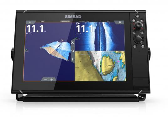 Navigieren, Kontrolle übernehmen und die enorme Funktionsvielfalt optimal ausnutzen – mit NSS evo3. Die SolarMAX™ HD-Anzeigetechnologie bietet ein außergewöhnlich klares Bild und extrem weite Sichtwinkel. Dank allwettertauglichem Touchscreen und erweitertem Tastenfeld behalten Sie unter allen Bedingungen die volle Kontrolle. (Bild 8 von 13)