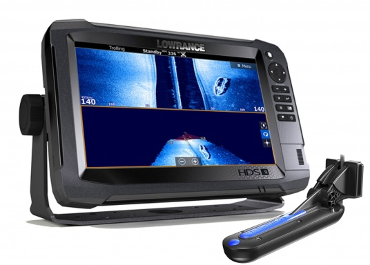 HDS-9 CARBON with TotalScan CHIRP Transducer buy now | SVB Yacht and