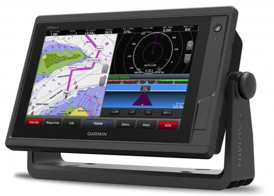 Garmin GPSMAP 922 chartplotter with a 9-inch touchscreen and intuitive operation as well as NMEA2000, NMEA 0183, WiFi and Garmin marine network support. Use the new Garmin BlueChart g3 or g3 Vision nautical charts and select your sailing area from a variety of chart areas.