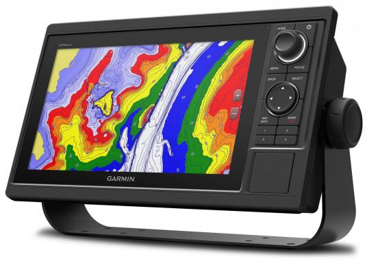 Kartenplotter GPSMAP 1022 mit 10 Zoll großem Display und intuitiver Bedienung sowie NMEA2000 und NMEA 0183 Unterstützung. (Bild 3 von 3)