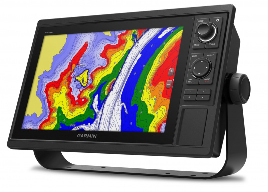 GPSMAP 1222 chartplotter with a 12-inch touchscreen and intuitive controls, as well as NMEA2000 and NMEA0183 support. (Afbeelding 5 of 5)