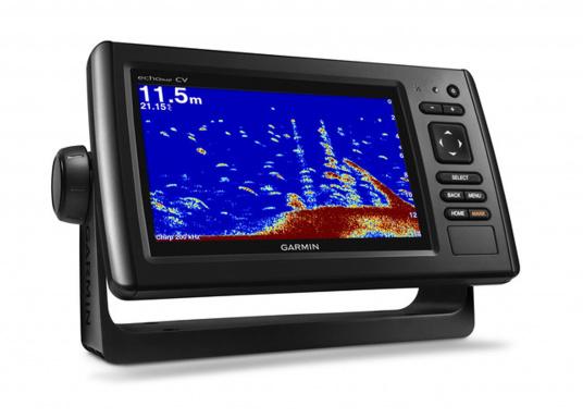 echoMAP CHIRP 72dv with Transom Transducer buy now   SVB ... on