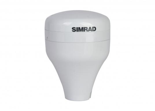 Die Simrad GS25 GPS-Antenne ist die ideale GPS-Lösung für jeden Navigator, der exakte und schnelle Informationen zur Position und Geschwindigkeit des Schiffes benötigt.