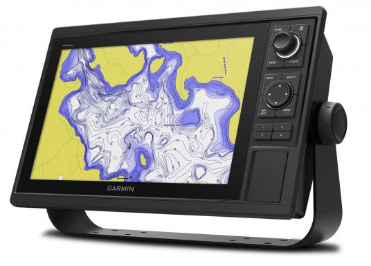 Das GPSMAP 1222xsv-Kombigerät mit Tasten und 12 Zoll großem Display bietet eine erweiterte Komplettlösung. Unterstützung für Garmin CHIRP-, CHIRP ClearVü- und CHIRP SideVü-Echolotfunktionen ist ab Werk integriert.