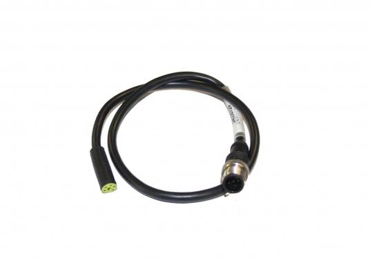Adapterkabel von SimNet auf micro-C (männlich). Zur Verbindung eines Simrad-Gerätes mit dem NMEA2000 Netzwerk. Länge: 0,5 m.