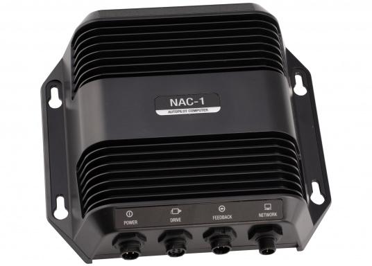 Das neue Lowrance Autopilot-Kit ist kompatibel mit den Displays der High-Definition-Serien (HDS). Es bietet eine automatische Steuerung für Außenbordmotoren mit Hydrauliklenkung. (Bild 4 von 4)