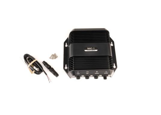 Das neue Lowrance Autopilot-Kit ist kompatibel mit den Displays der High-Definition-Serien (HDS). Es bietet eine automatische Steuerung für Außenbordmotoren mit Seilzugsteuerung. (Bild 5 von 8)