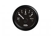 Oil Pressure Gauge 0-5 bar / 52 mm