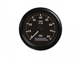 8000 RPM Tachometer / 85 mm