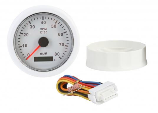 KUS 8000 RPM Tachometer / 85 mm only 69,95 € buy now | SVB
