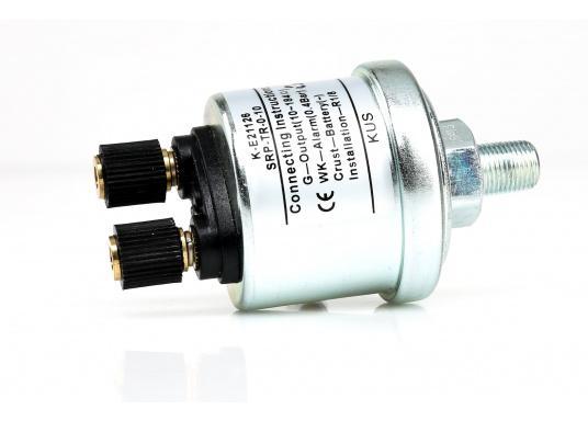 Öldruck-Geber in verschiedenen Ausführungen, passend für die Öldruck-Anzeigen von KUS. Messbereich: 0-10 bar.10 - 184 Ohm, mit Warnkontakt. (Bild 2 von 4)
