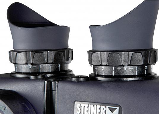 Steiner fernglas commander c mit kompass nur