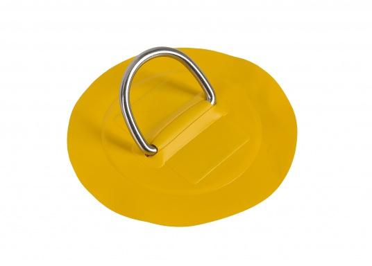 Mittlere D-Ringe als Ersatzteil für Ihr SEATEC Schlauchboot. Erhältlich in verschiedenen Größen. Farbe: gelb.
