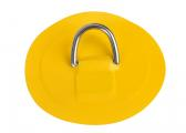 D-Ring Attachment for Inflatable Boats / yellow