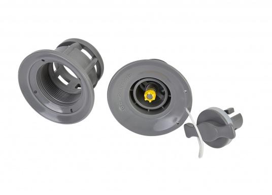 Original Ersatzventil für Ihr SEATEC - iSUP 300 oder iSUP 365 und für alle SEATEC - Schlauchboote. (Bild 3 von 3)