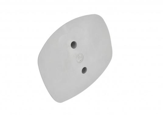 Originale Ruderhalterung für Ihr SEATEC Schlauchboot, außer das NEMO 230. Farbe: grau. Durchmesser:Ø 24 mm. Abmessungen: 10 x 8,3 cm. (Bild 2 von 2)