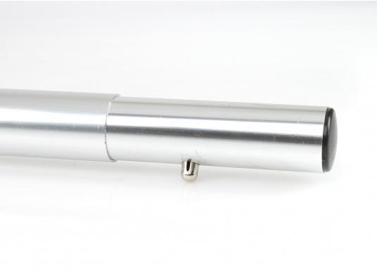 Original Ersatzpaddel für ihr SEATEC Stand Up Paddling Board (SUP). Die Gesamtlänge beträgt 170 cm. Farbe: grau / schwarz. (Bild 4 von 7)