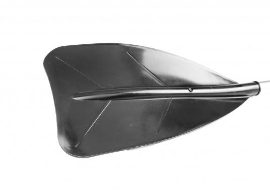 Original Ersatzpaddel für ihr SEATEC Stand Up Paddling Board (SUP). Die Gesamtlänge beträgt 170 cm. Farbe: grau / schwarz. (Bild 5 von 7)