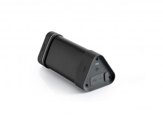 Robuster Bluetooth der speziell für den Outdoor-Einsatz entwickelt wurde und somit Stöße und Stürze einfach wegstecken kann. (Bild 6 von 7)