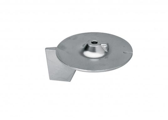 Anode für Motoren von HONDA mit 75, 90, 115 oder 130 PS . Erhältlich in Zink und Aluminium. Originial Teilenummer: 41107-ZW1-B01ZA.