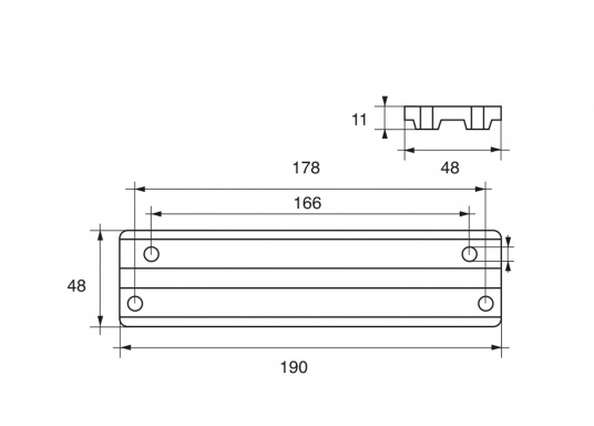 Passende Anoden für die Mercury Außenborder. Erhältlich in Zink, Aluminium und Magnesium. Original Teilenummer: 818298Q1. (Bild 2 von 2)