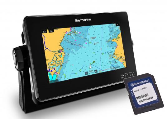 Ein leistungsfähiges neues Multifunktions-Navigationssystem von Raymarine. Mit dem neuen LightHouse 3 Betriebssystem und der glänzenden schnellen Quad-Core-Performance, wird Axiom Ihre Zeit auf das Wasser verändern. Im Lieferumfang ist eine Navionics+ Small Download Seekarte enthalten.