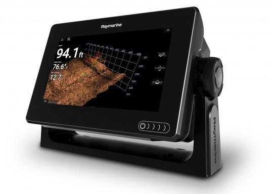 Le nouveau système puissant de navigation multifonction de Raymarine Axiom va vous changer la vie sur l'eau avec son sondeur RealVision 3D, le tout nouveau système d'exploitation LightHouse 3 et un processeur ultra rapide.