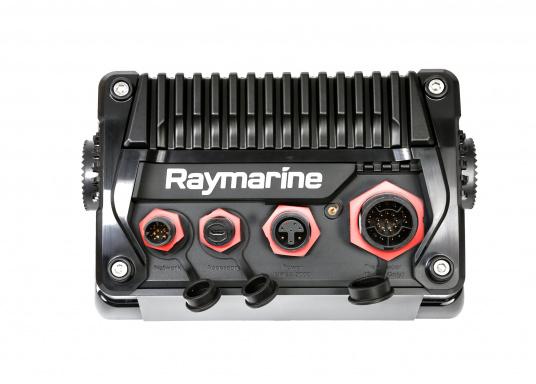 Ein leistungsfähiges neues Multifunktions-Navigationssystem von Raymarine. Mit dem neuen LightHouse 3 Betriebssystem und der glänzenden schnellen Quad-Core-Performance, wird Axiom Ihre Zeit auf das Wasser verändern. (Bild 6 von 14)