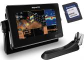 AXIOM 7 / with integrated RealVision 3D Sonar, RV-100 Transducer and Navionics+ Download Chart