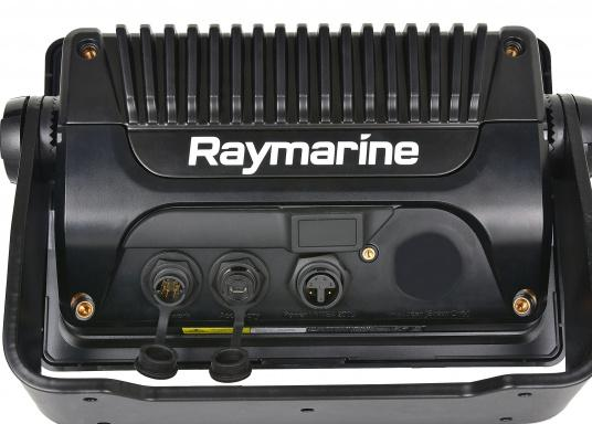 A powerful new multifunction navigation system from Raymarine. With the all new LightHouse 3 operating system and blazing fast quad core performance, Axiom will transform your time on the water. (Image 6 of 6)