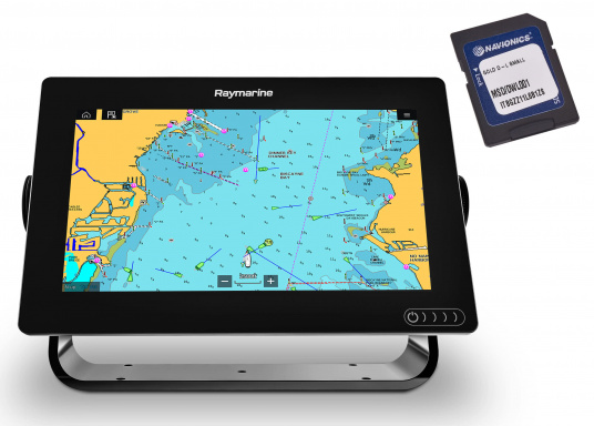 AXIOM 9 / with Navionics+ Chart Download