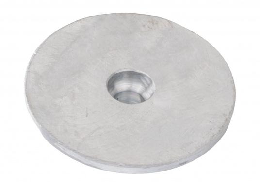 Passende Anoden für Mercruiser-Antriebe der Serie BRAVO 3. Erhältlich in Zink, Aluminium und Magnesium. Original Teilenummer: 76214-4. (Bild 2 von 4)