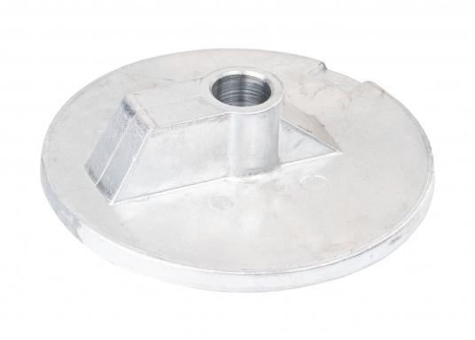 Passende Anoden für Mercruiser-Antriebe der Serie BRAVO 3. Erhältlich in Zink, Aluminium und Magnesium. Original Teilenummer: 76214-4.