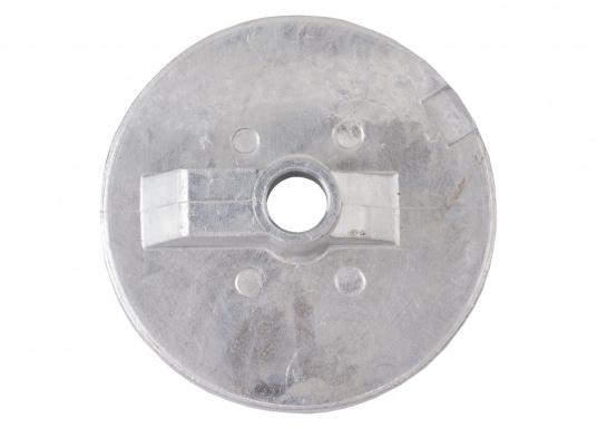 Passende Anoden für Mercruiser-Antriebe der Serie BRAVO 3. Erhältlich in Zink, Aluminium und Magnesium. Original Teilenummer: 76214-4. (Bild 3 von 4)