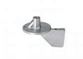 Anodo di zinco per motore F-SE-2 / a pinna