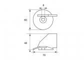 Zinc Anode for Suzuki DF / DT Outboard