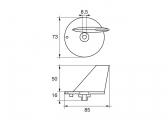 Zinc Anode for Suzuki Outboard / fin