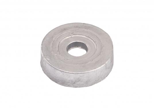 Passende Anode für TOHATSU Außenborder. Erhältlich in unterschiedlichen Größen und in Zink oder Aluminium. (Bild 2 von 7)
