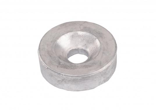 Passende Anode für TOHATSU Außenborder. Erhältlich in unterschiedlichen Größen und in Zink oder Aluminium.