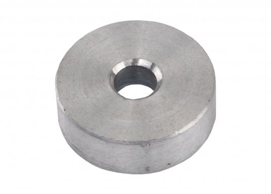 Passende Anode für TOHATSU Außenborder. Erhältlich in unterschiedlichen Größen und in Zink oder Aluminium. (Bild 4 von 7)