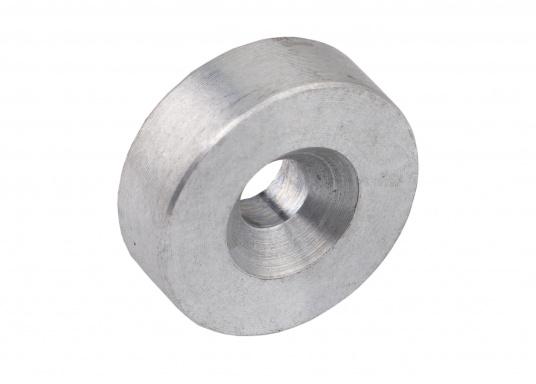 Passende Anode für TOHATSU Außenborder. Erhältlich in unterschiedlichen Größen und in Zink oder Aluminium. (Bild 5 von 7)