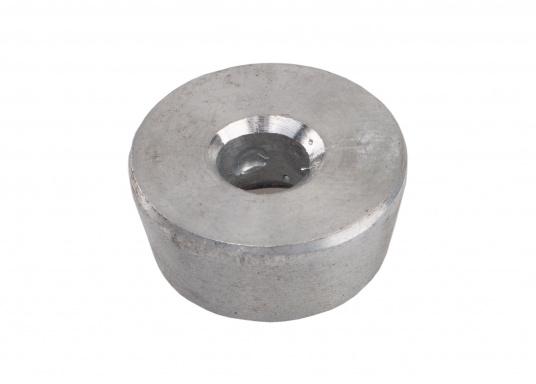 Passende Anode für TOHATSU Außenborder. Erhältlich in unterschiedlichen Größen und in Zink oder Aluminium. (Bild 7 von 7)