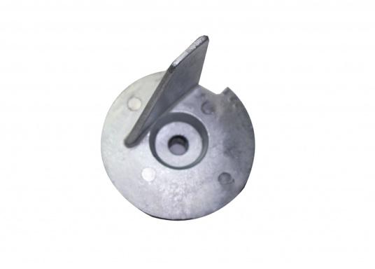 Passende Anode für TOHATSU Außenborder8 - 20 PS 4-Takter.Erhältlich in Zink, Aluminium und Magnesium. Original Teilenummer: 3V1602170.