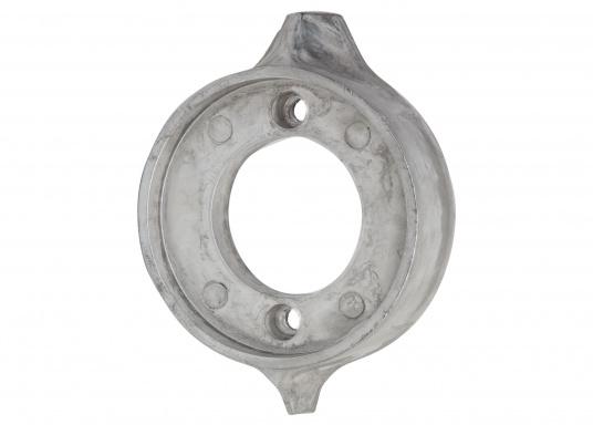 Passende Anode für Volvo Penta Z-Antrieb. Erhältlich in Zink, Aluminium und Magnesium. Original Teilenummer: 875815.